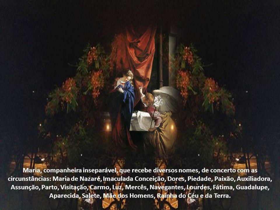 Maria realizou o prodígio dos prodígios: gera o Unigênito, cria o Incriado, concretiza o Incompreensível, temporifica o Eterno, consubstancia o Imorta