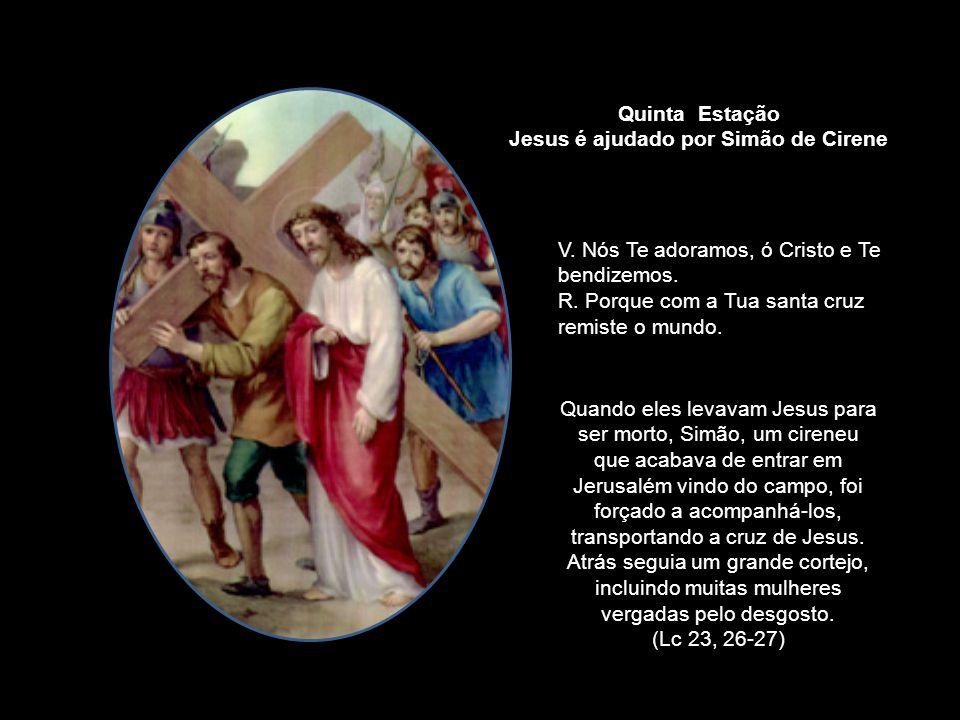 Simeão disse a Maria, sua mãe: