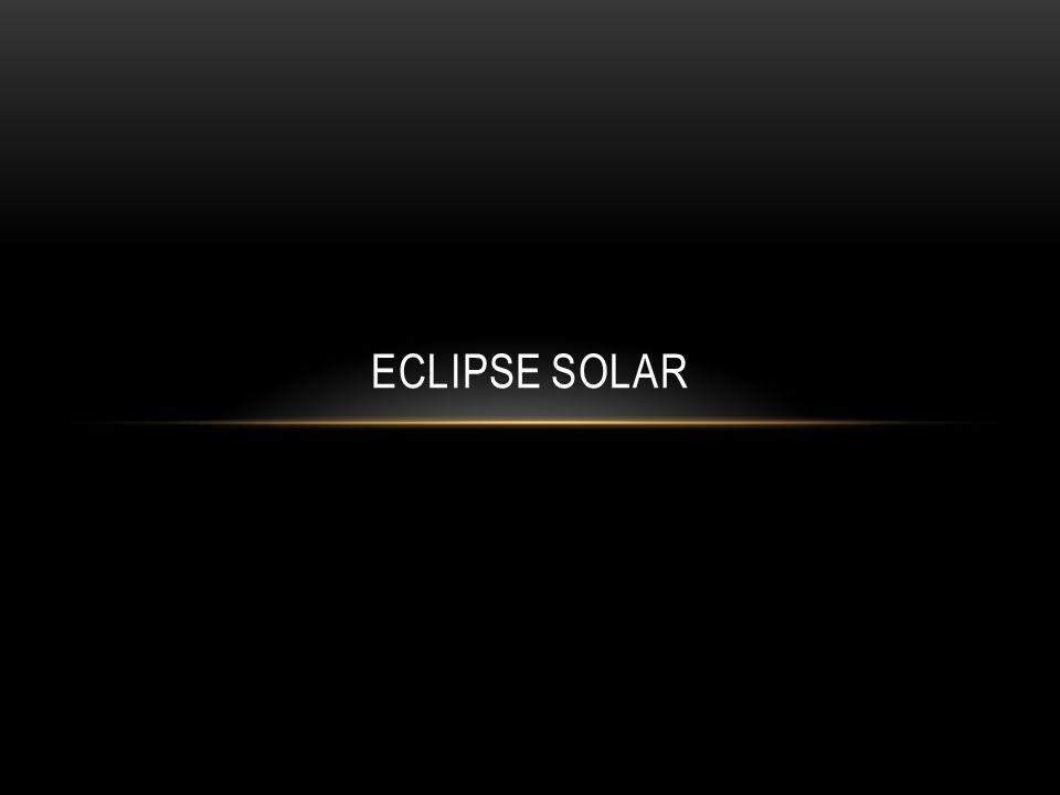 Eclipse solar é um fenômeno raro, que ocorre quando a Lua se coloca entre a Terra e o Sol.