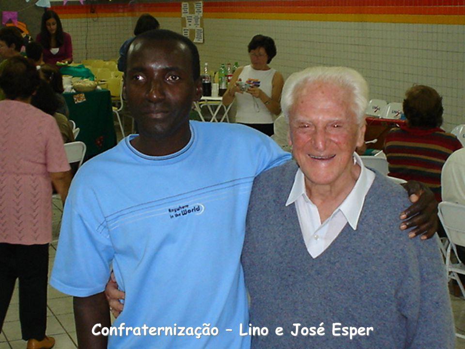 Confraternização – Lino e José Esper
