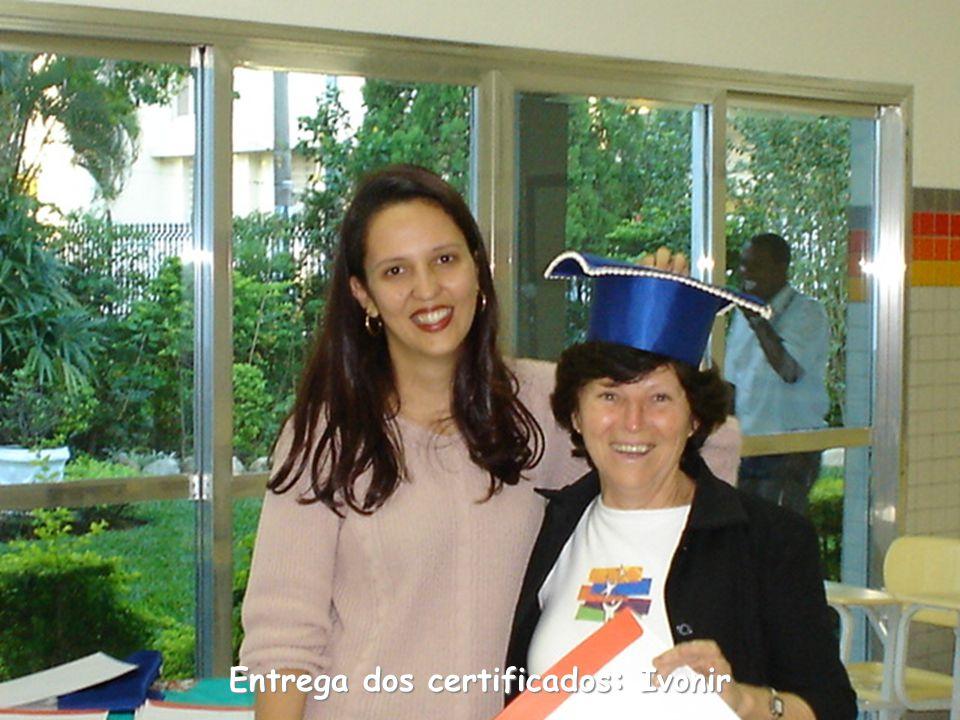 Confraternização – José Esper e Ligia