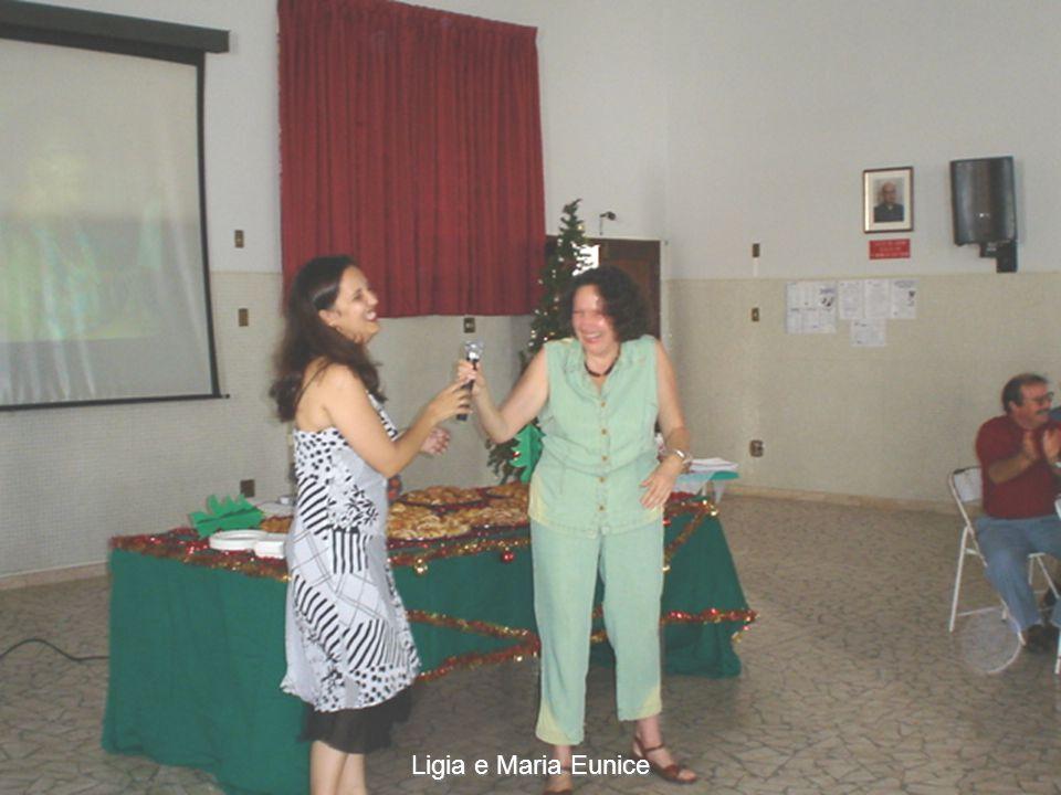Ligia e Maria Eunice
