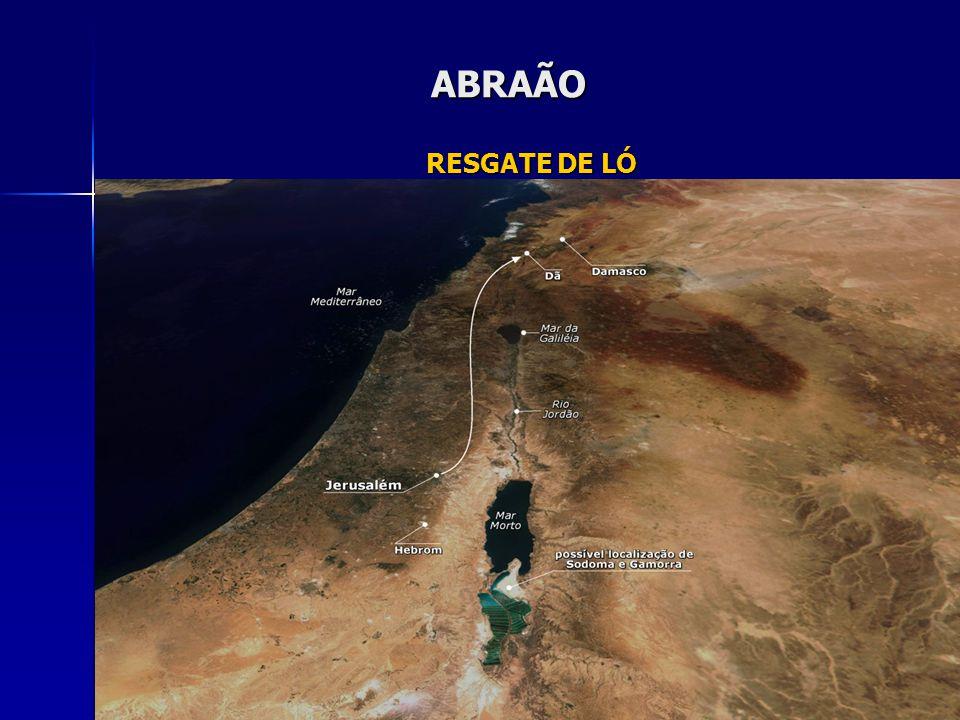 ABRAÃO RESGATE DE LÓ