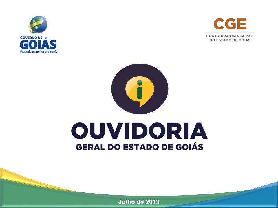 Julho de 2013 RESULTADOS DO 1º SEMESTRE/2013