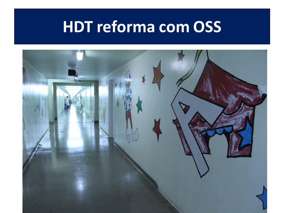 HDT reforma com OSS