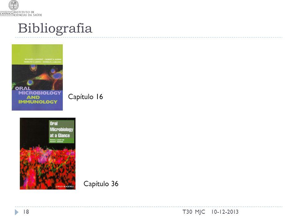 Bibliografia T30 MJC1810-12-2013 Capítulo 16 Capítulo 36