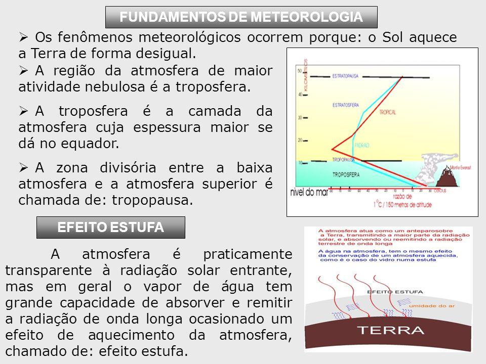 A imagem de satélite meteorológico mais usada e divulgada é a de: infravermelho.
