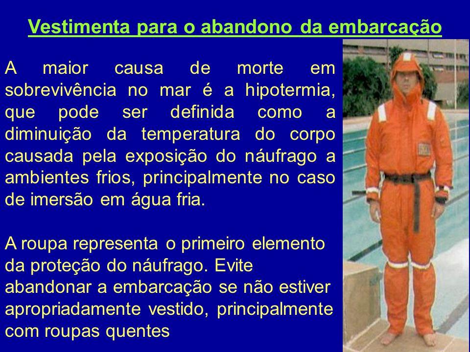 INFORMAÇÕES COMPLEMENTARES 1.É perigoso usar a borda da embarcação como sanitário.
