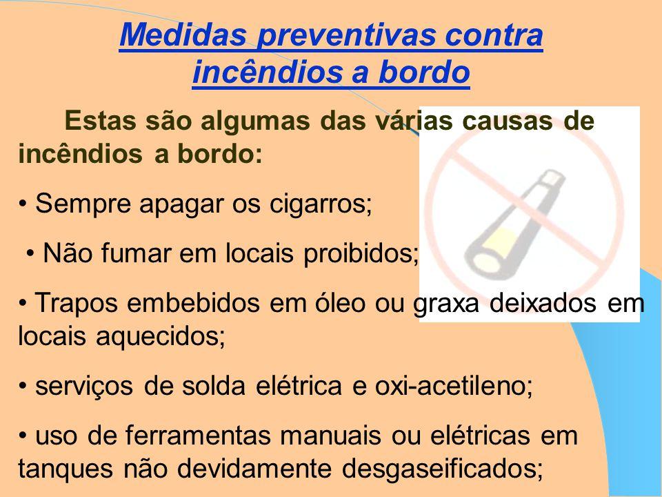 Procedimentos de combate a incêndio Extintor Pó Químico Agente extintor - Pó químico a base de bicarbonato de sódio ou de potássio Propelente -CO 2, a