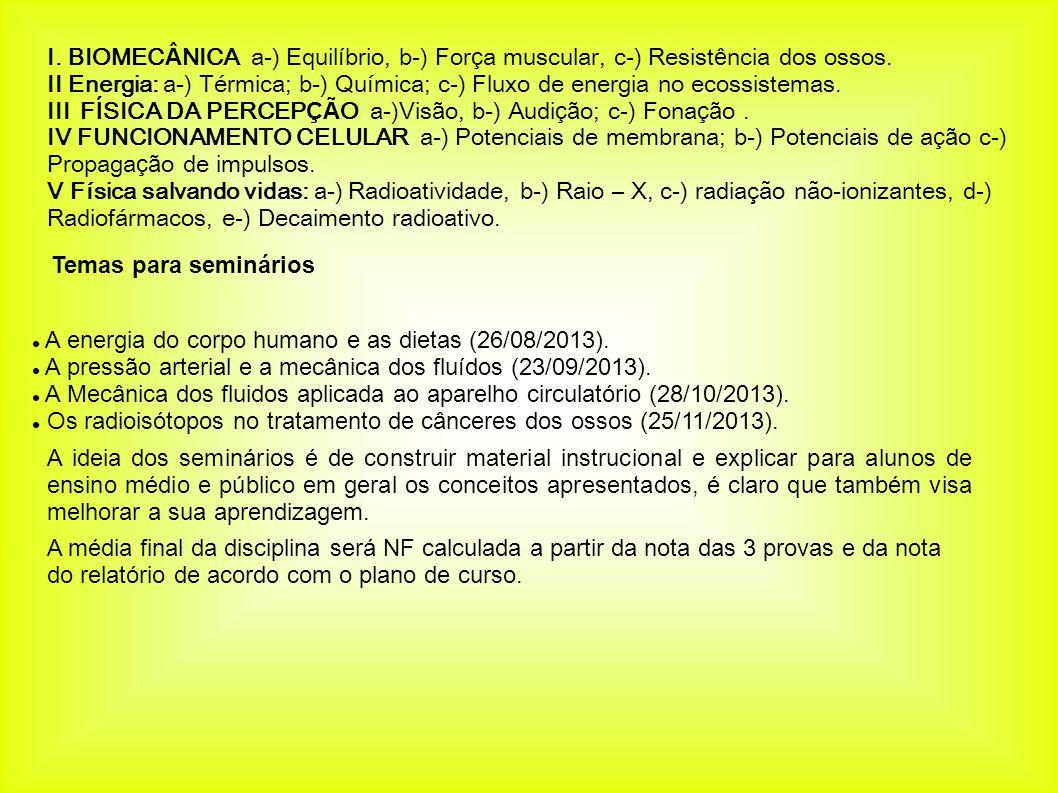 Referências Gordon, R.A assustadora História da Medicina Ediouro: São Paulo, 1995.