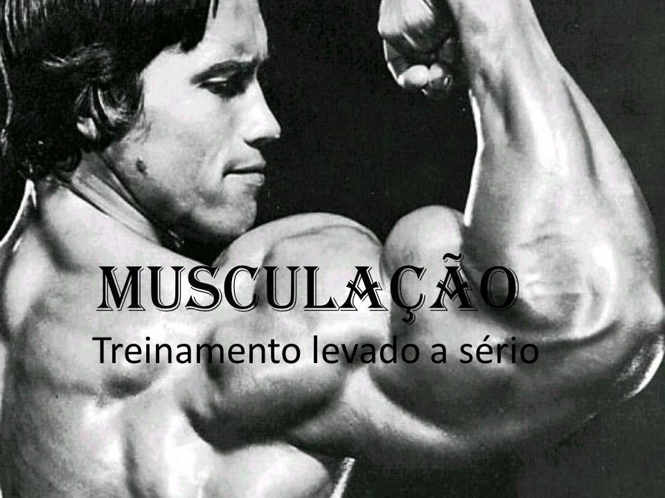 Musculação Treinamento levado a sério