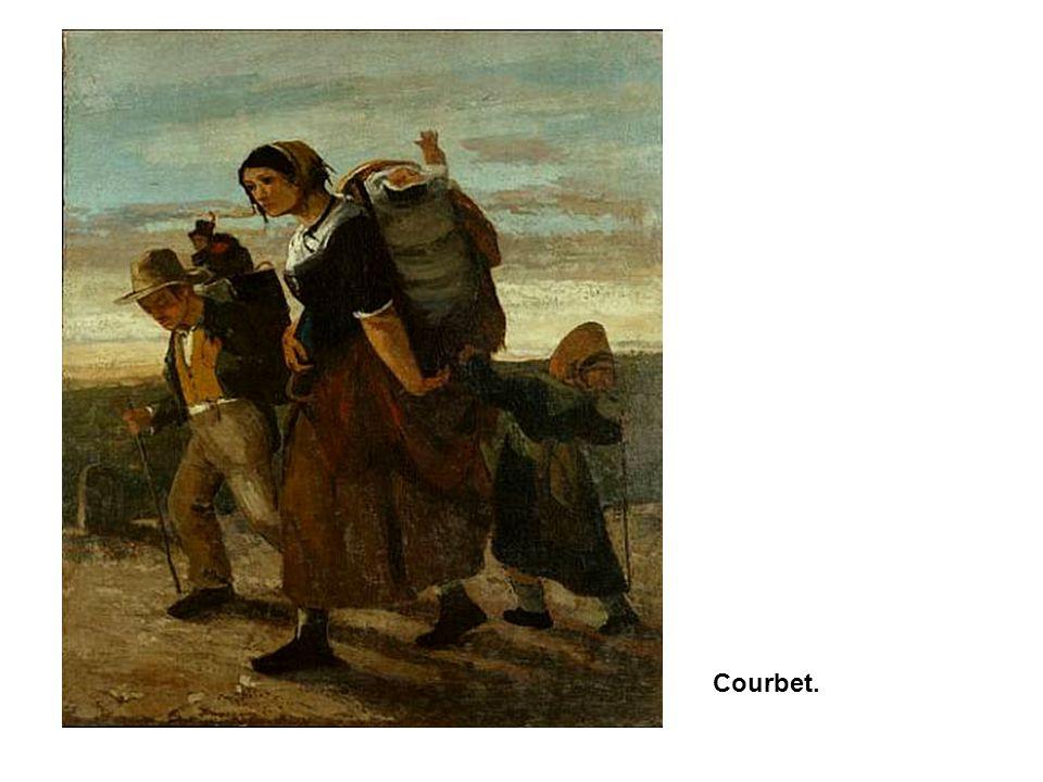 Courbet.