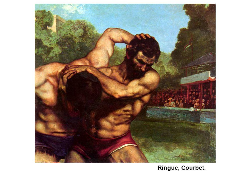 Ringue, Courbet.
