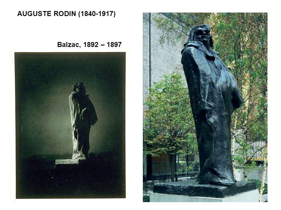 AUGUSTE RODIN (1840-1917) Balzac, 1892 – 1897