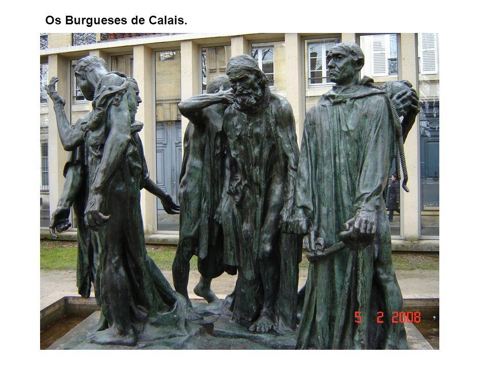 Os Burgueses de Calais.