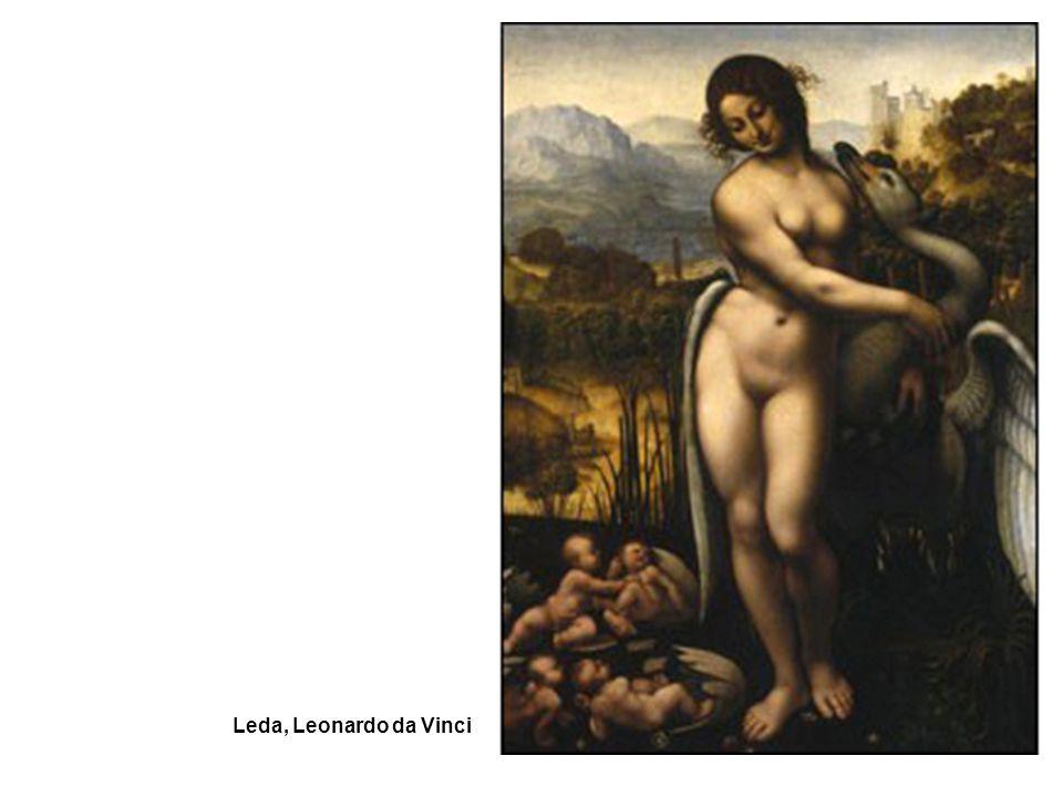 Leda, Leonardo da Vinci