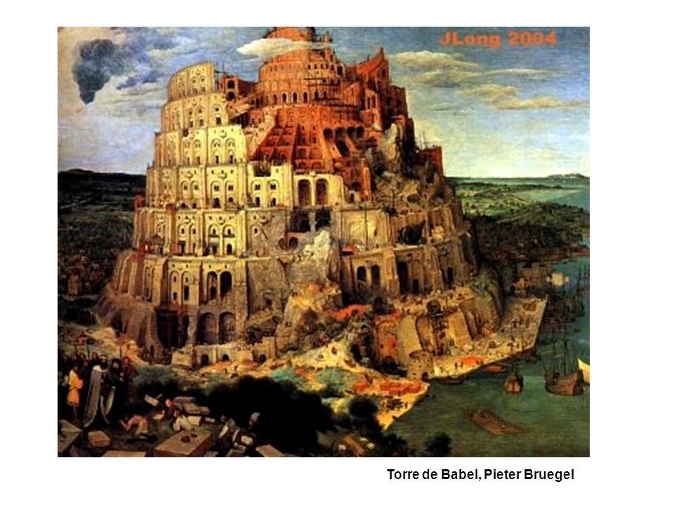 Torre de Babel, Pieter Bruegel
