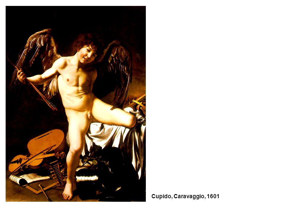 Cupido, Caravaggio, 1601