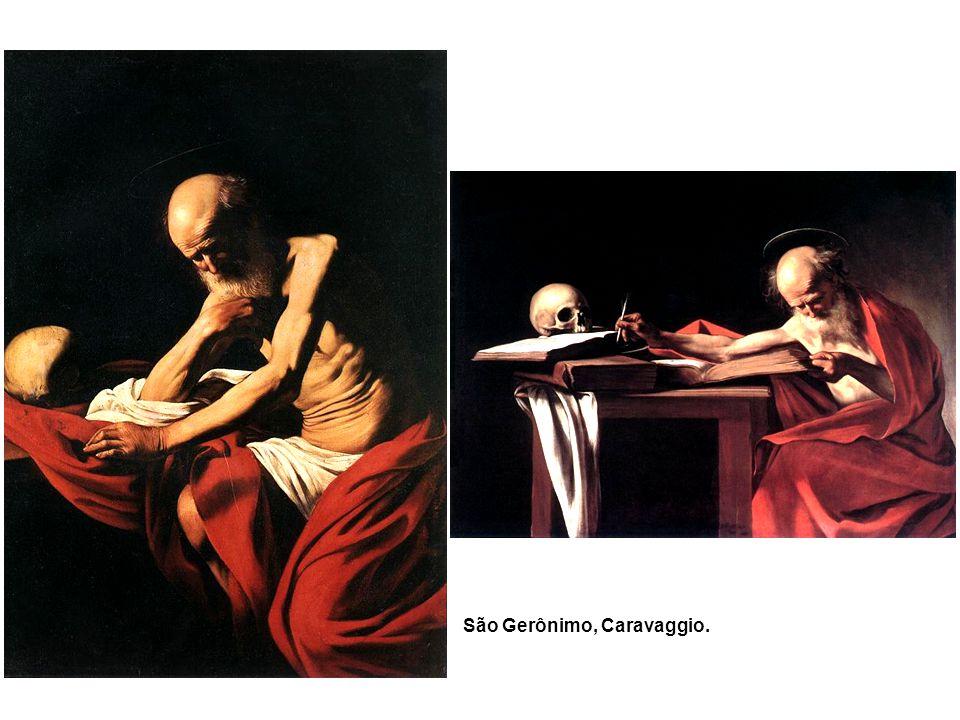 São Gerônimo, Caravaggio.