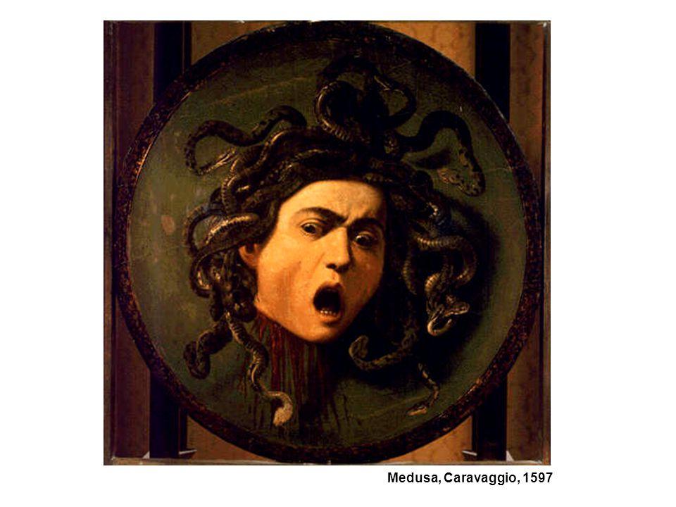 Medusa, Caravaggio, 1597