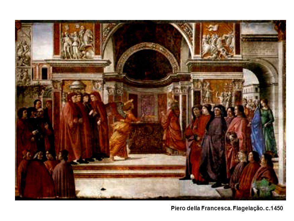 O Chamado de São Matheus, Caravaggio, 1599-1600