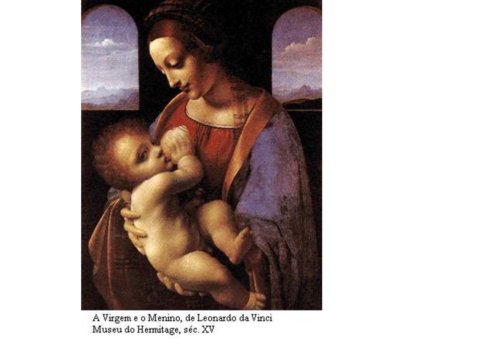 Madonna of the Carnation, Leonardo da Vinci