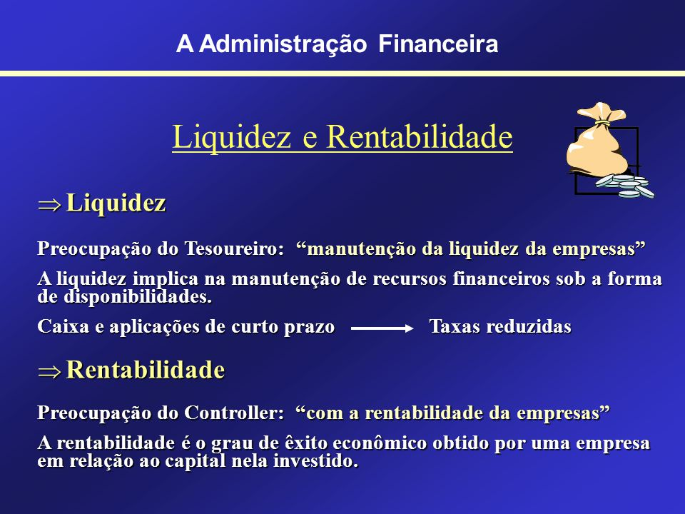 Carreiras em Finanças A Administração Financeira Bancos e instituições correlatas (analistas de crédito) Planejamento das finanças pessoais (consultor