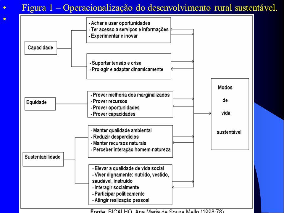 Conceitos de agricultura sustentável do autor.