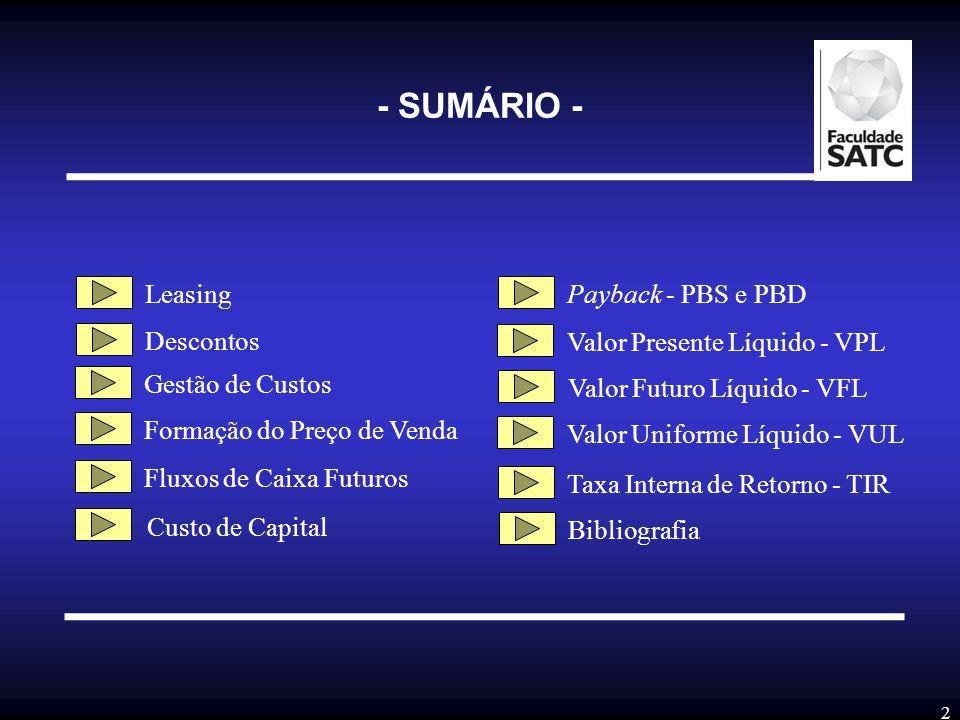 1 Viabilidade Econômico Financeira de Projetos www.profhubert.yolasite.com