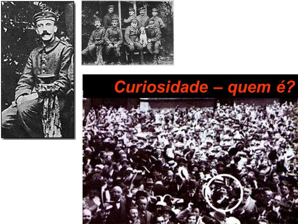 Curiosidade – quem é?