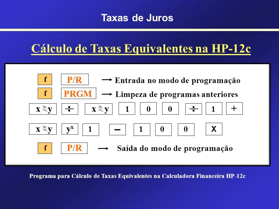 38 435,03% a.a.131,31% a.s.15% a.m. 213,84% a.a.77,16% a.s.10% a.m. 79,59% a.a.34,01% a.s.5% a.m. 12,68% a.a.6,15% a.s.1% a.m. Taxa Anual Taxa Semestr