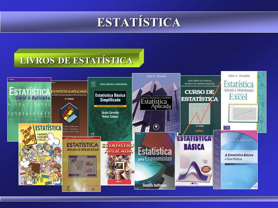 ESTATÍSTICA O Que é Estatística (definição)? Estatística é um conjunto de técnicas e métodos que nos auxiliam no processo de tomada de decisão na pres