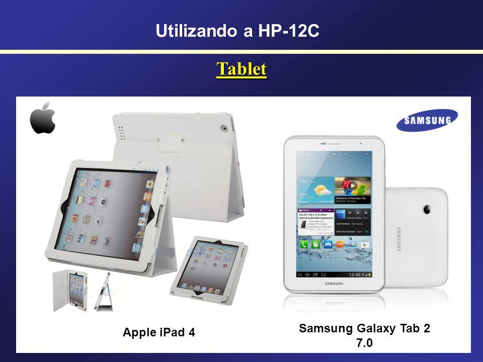 Emuladores para PDAs Utilizando a HP-12C Pocket PC Palm