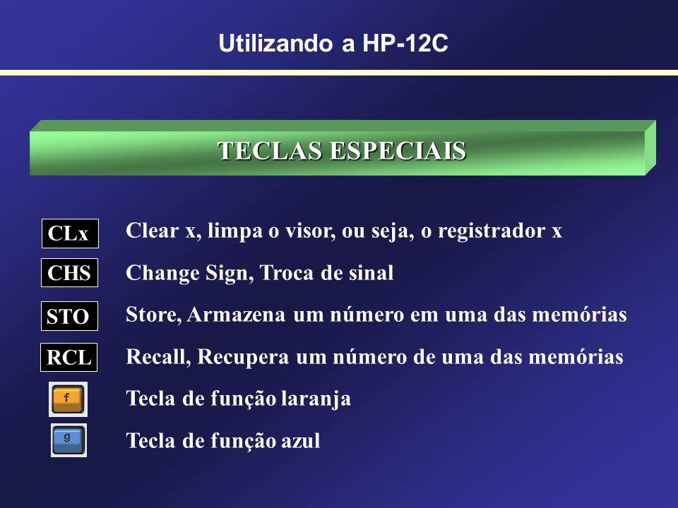 http://www.youtube.com/watch?v=vJsuG6lMabg Vídeo Introdutório sobre a HP-12c