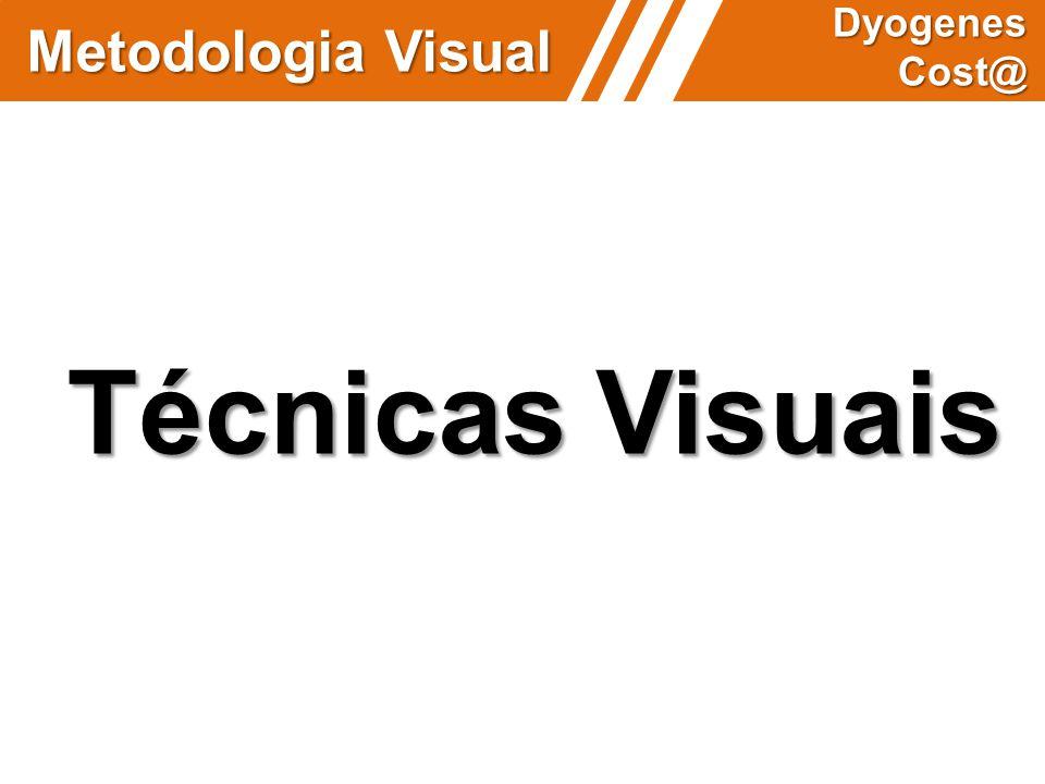 Metodologia Visual Dyogenes Cost@ Técnicas Visuais