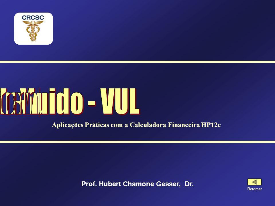 Uso do VFL VFL Zero > < Aceito!!! Rejeito!!! VFLZero Valor Futuro Líquido
