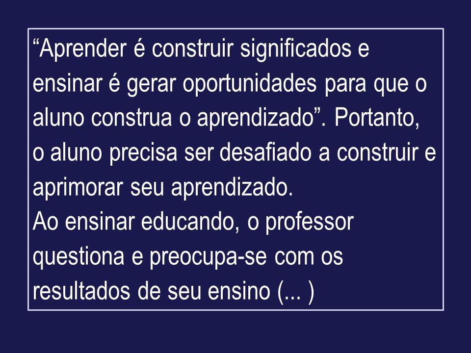 a) uma competência (aptidão para produzir conhecimentos); b) uma atividade cognitiva (cognição), realizando-se em função da competência; c) um saber (resultante dessas atividades).
