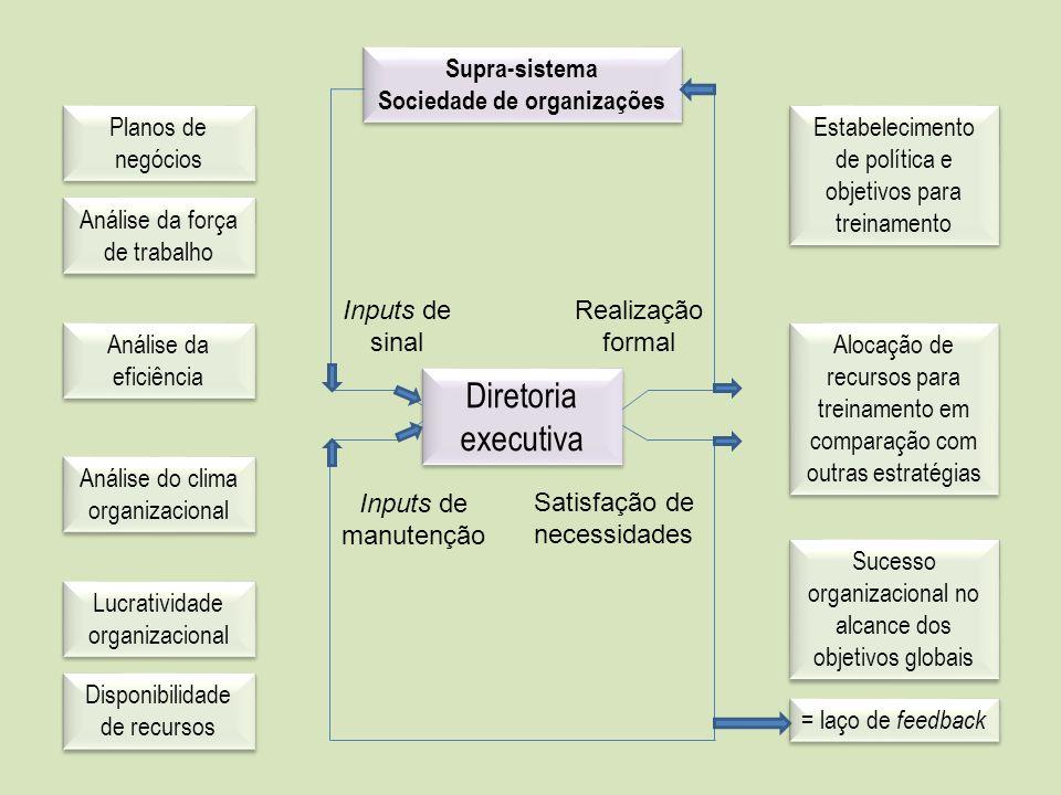 Planos de negócios Análise da força de trabalho Análise da eficiência Análise do clima organizacional Lucratividade organizacional Disponibilidade de