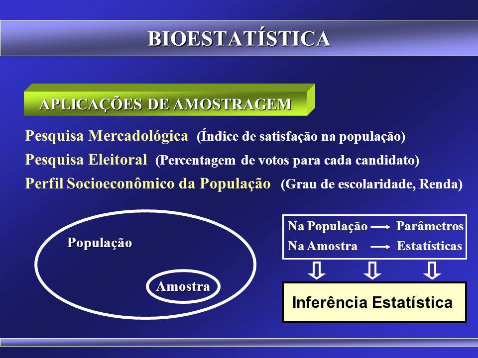 Prof. Hubert Chamone Gesser, Dr. Retornar Disciplina de Bioestatística