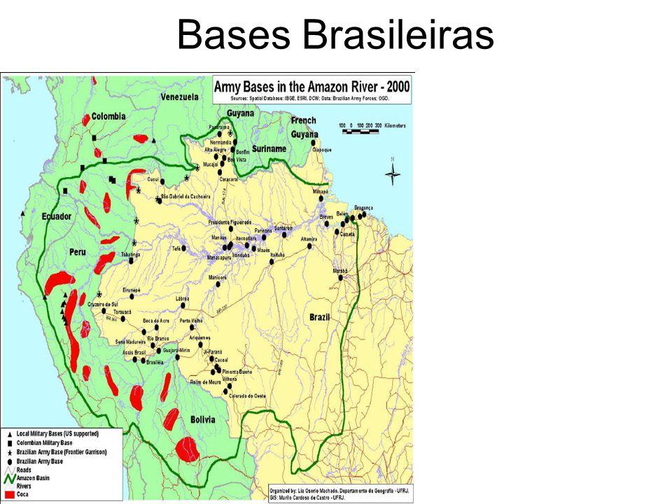 Bases Brasileiras