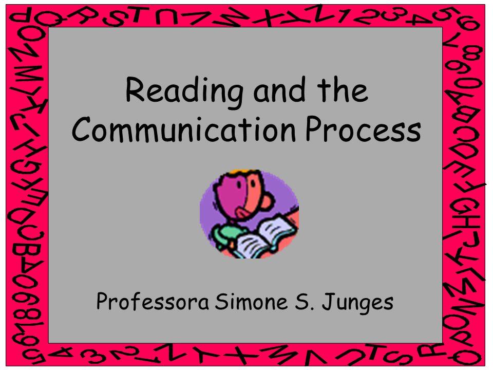 Leitura X Leitores: Quantos significados pode ter a pergunta Você consegue ler isso.