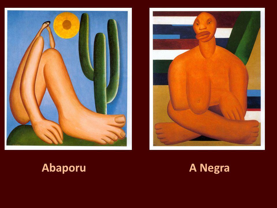 Abaporu A Negra