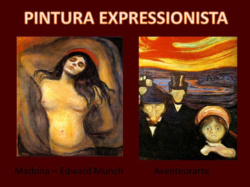 Madona – Edward Munch Aventeurarte