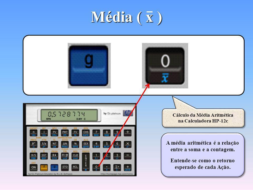 AnoRetorno da Ação ARetorno da Ação BRetorno da Ação C 1272521 218-2 3192118 4151420 - De modo análogo se faz o cálculo das correlações entre as ações B e C e entre as ações A e C: Correlação entre A e B 0,5728774 Correlação entre B e C 0,9196739 Correlação entre A e C0,2818997 Coeficientes de Correlação Linear Correlação Linear de Pearson (r)