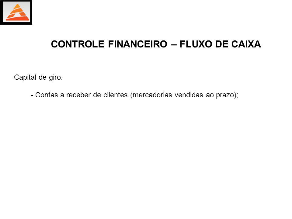O controle diário do Fluxo de Caixa, proporciona menor tempo de reação da empresa e, portanto, menor risco de quebra.