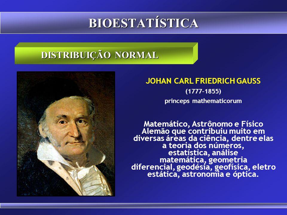 BIOESTATÍSTICA DISTRIBUIÇÃO NORMAL Fonte: http://www.ciencias.seed.pr.gov.br/modules/galeria/detalhe.php?foto=1887&evento=1