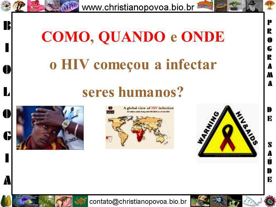 Revisão histórica da infecção pelo HIV
