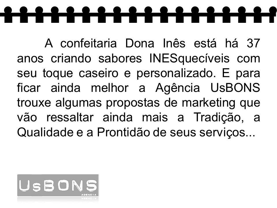 A agência UsBONS tem uma proposta pra você...