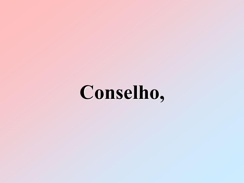 Conselho,