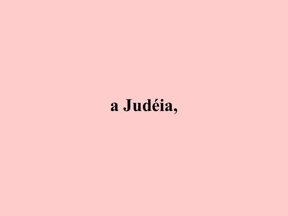a Judéia,